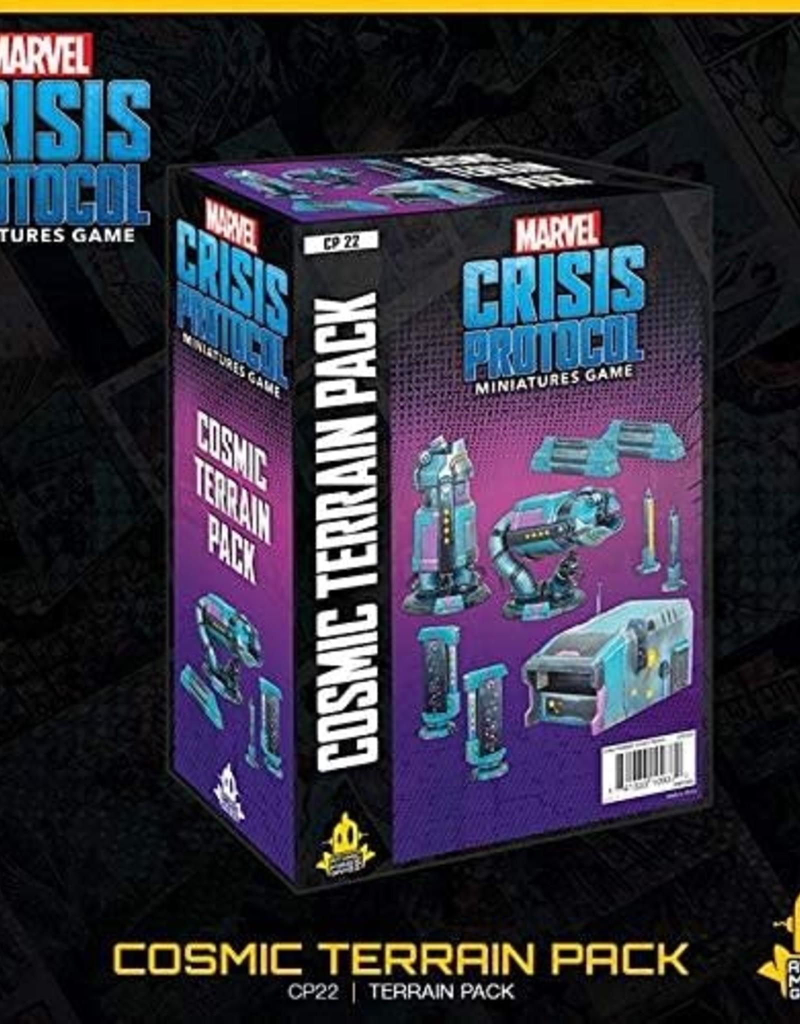 Crisis Protocol Crisis Protocol: Cosmic Terrain