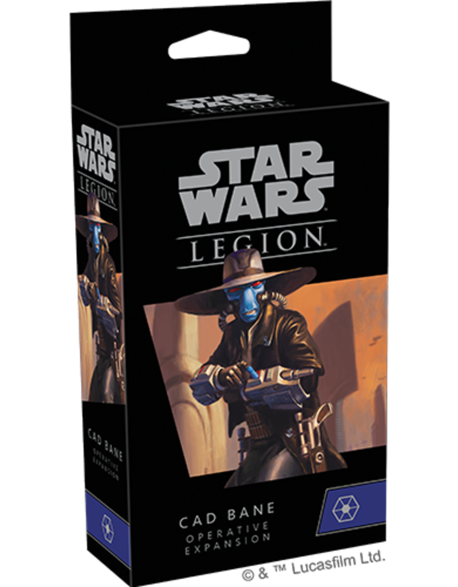 Star Wars Legion Legion - Cad Bane Operative