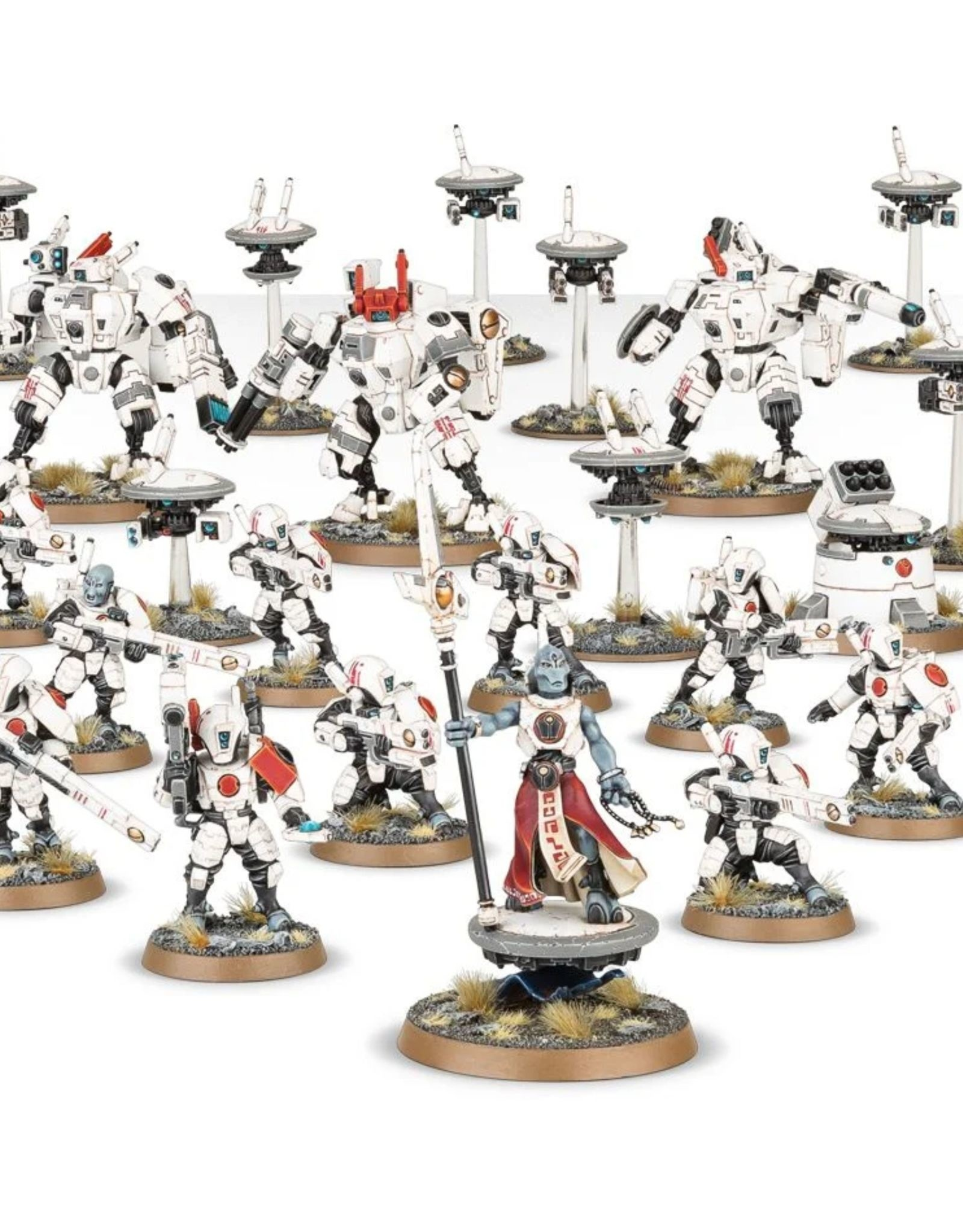 Warhammer 40k Start Collecting: Tau Empire