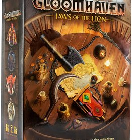Gloomhaven Gloomhaven: Jaws of the Lion