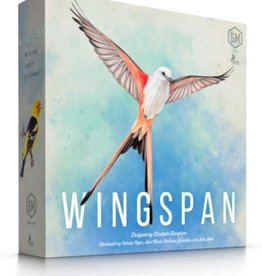 Wingspan Wingspan - Revised