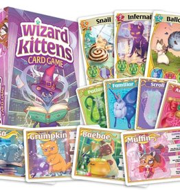 Wizard Kittens Wizard Kittens Card Game