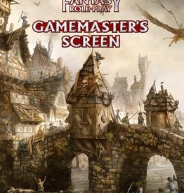 Warhammer Fantasy Role-Play Warhammer Fantasy - Gamemaster's Screen