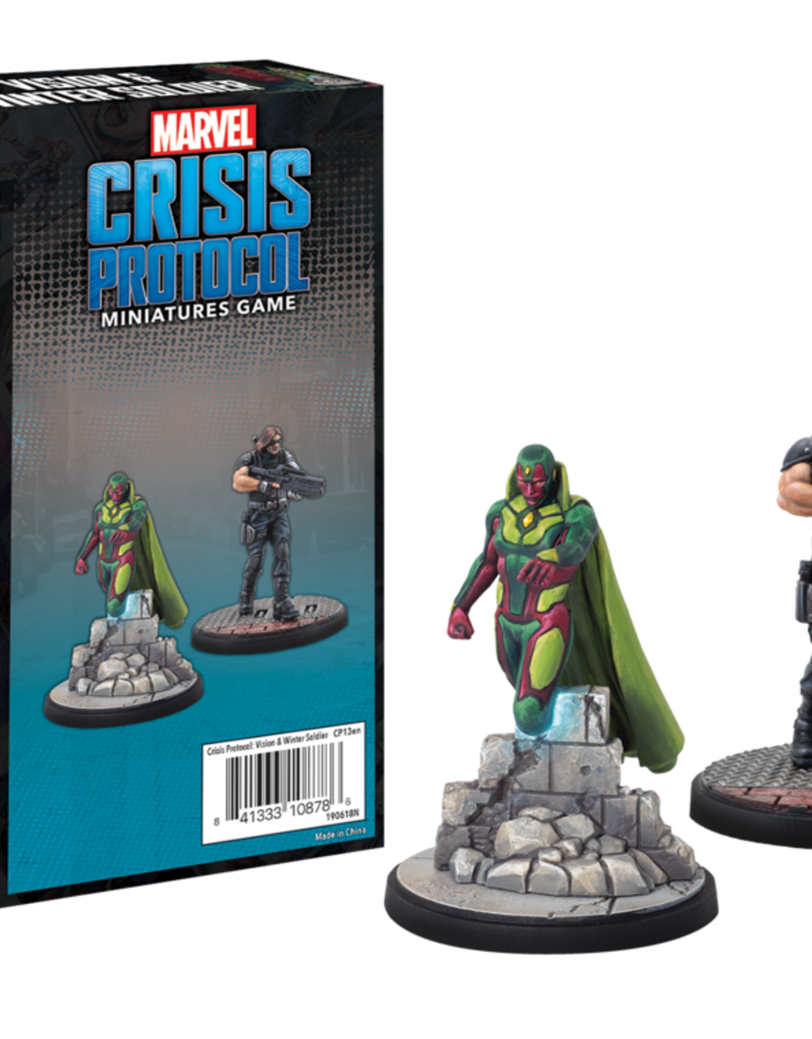 Crisis Protocol Vision and Winter Soldier