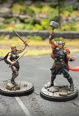 Crisis Protocol Thor and Valkyrie