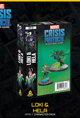 Crisis Protocol Loki and Hela