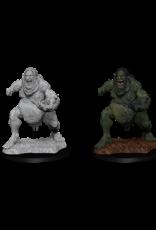 Nolzur's Marvelous Miniatures D&D D&D NMU - Venom Troll (W12)