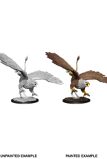 Nolzur's Marvelous Miniatures D&D D&D NMU - Diving Griffon (W12)
