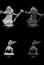Nolzur's Marvelous Miniatures D&D D&D NMU - Sea Hag & Bheur Hag (W12)