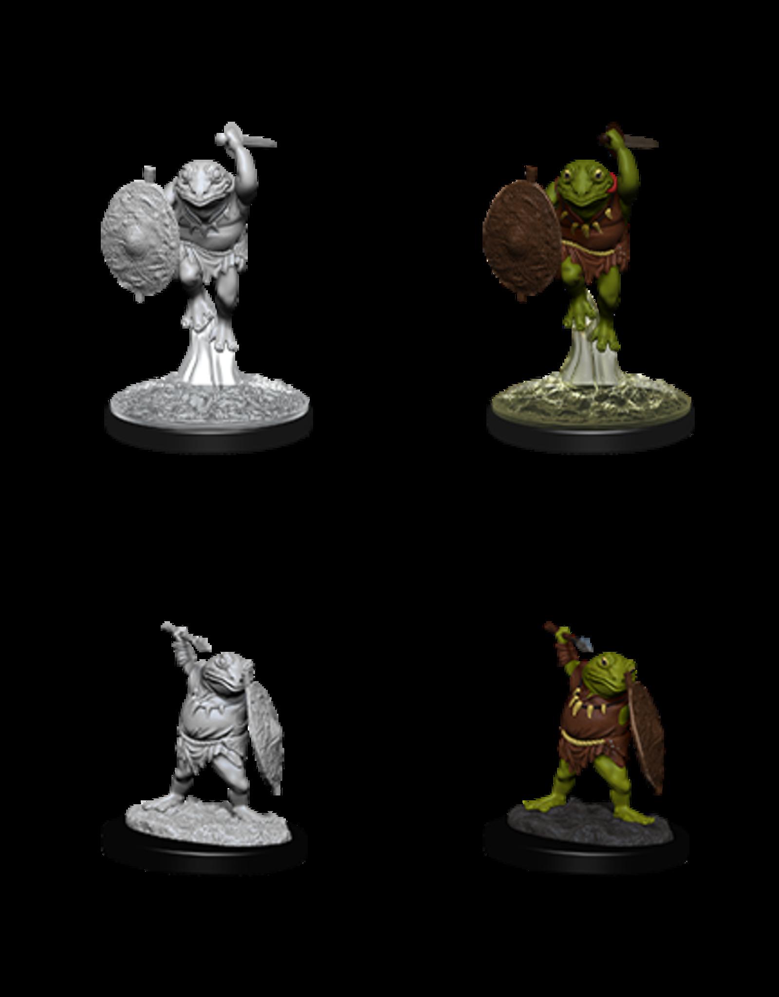 Nolzur's Marvelous Miniatures D&D D&D NMU - Bullywug (W12)
