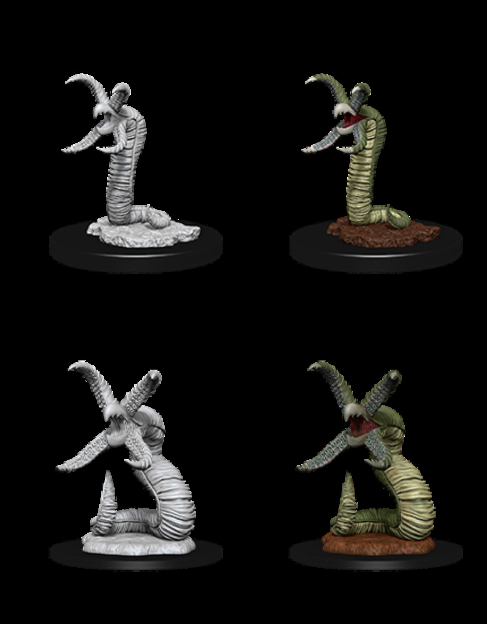Nolzur's Marvelous Miniatures D&D D&D NMU - Grick & Grick Alpha (W12)