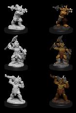 Nolzur's Marvelous Miniatures D&D D&D NMU - Goblins & Goblin Boss (W12)