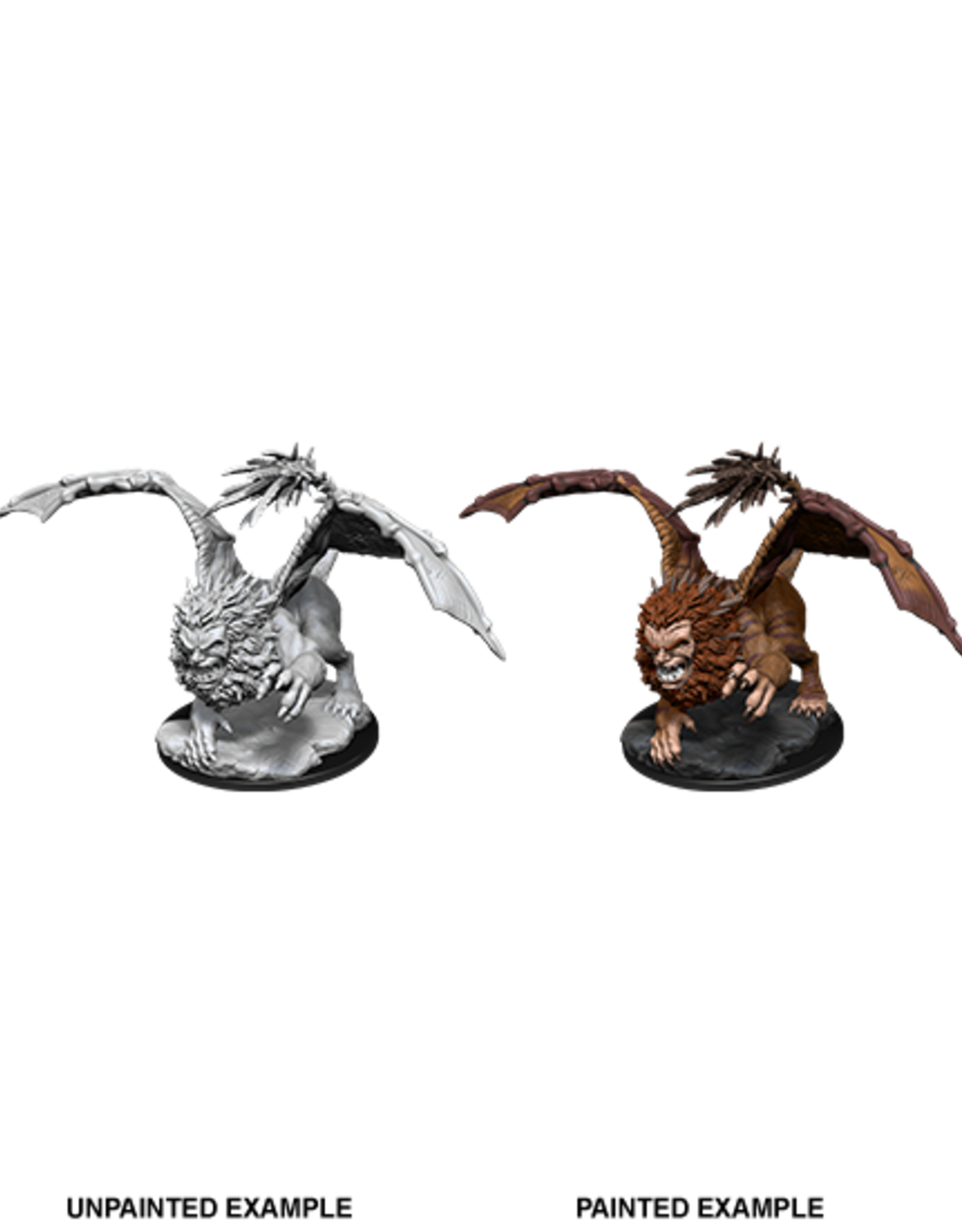 Nolzur's Marvelous Miniatures D&D D&D NMU - Manticore (W12)
