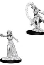 Dungeons & Dragons D&D NMU - Female Human Wizard (W6)