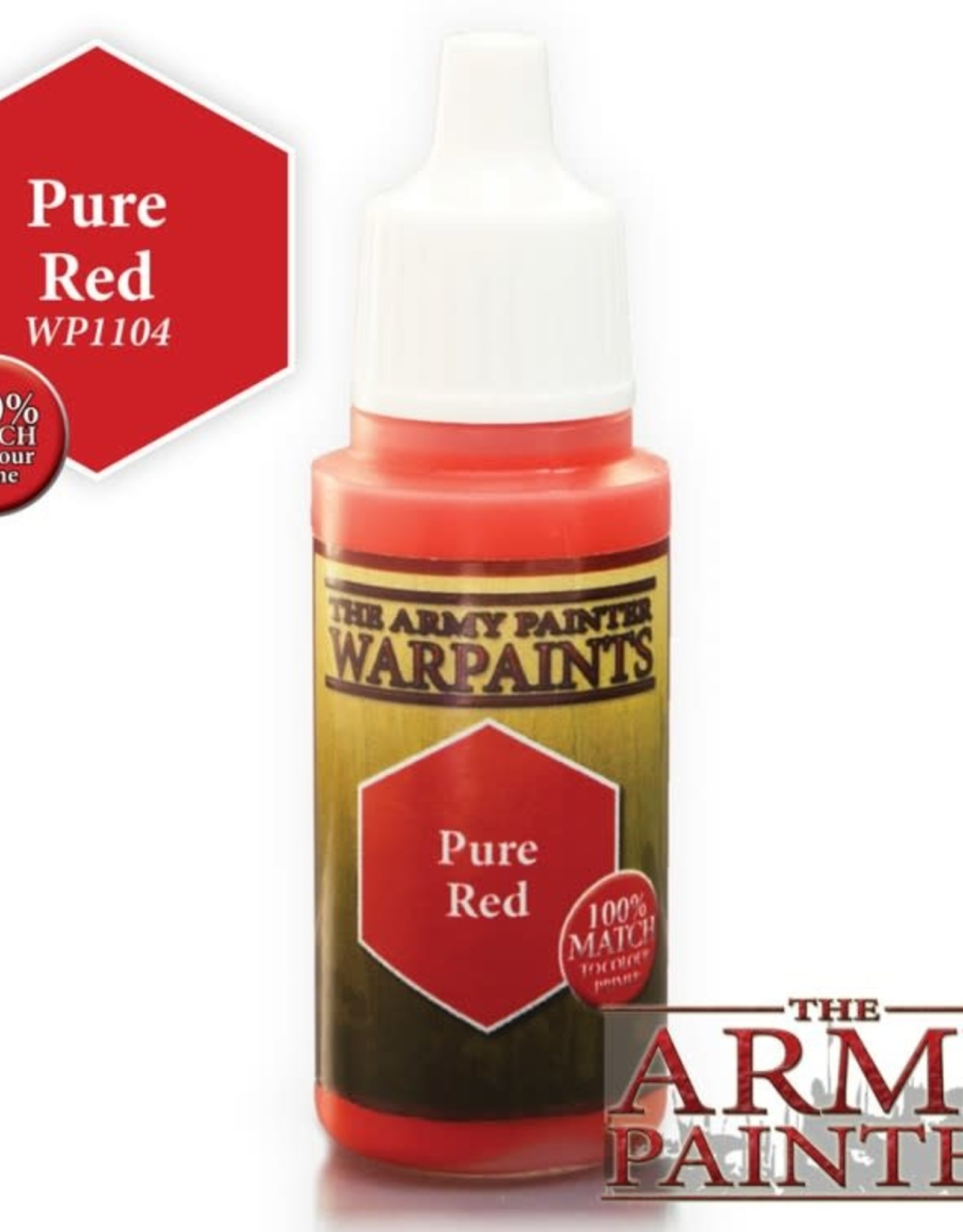 The Army Painter Warpaints - Pure Red