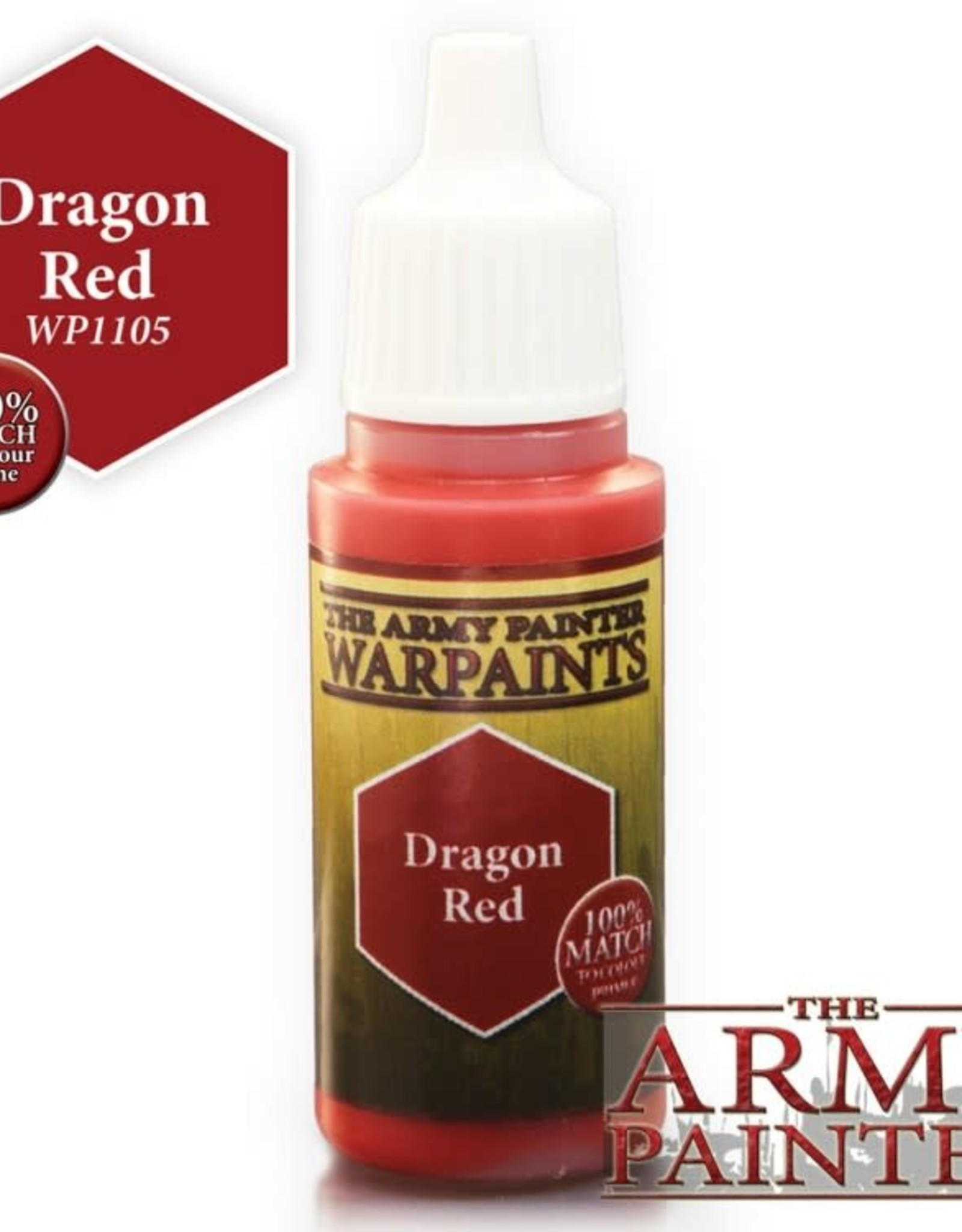 The Army Painter Warpaints - Dragon Red