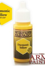 The Army Painter Warpaints - Daemonic Yellow