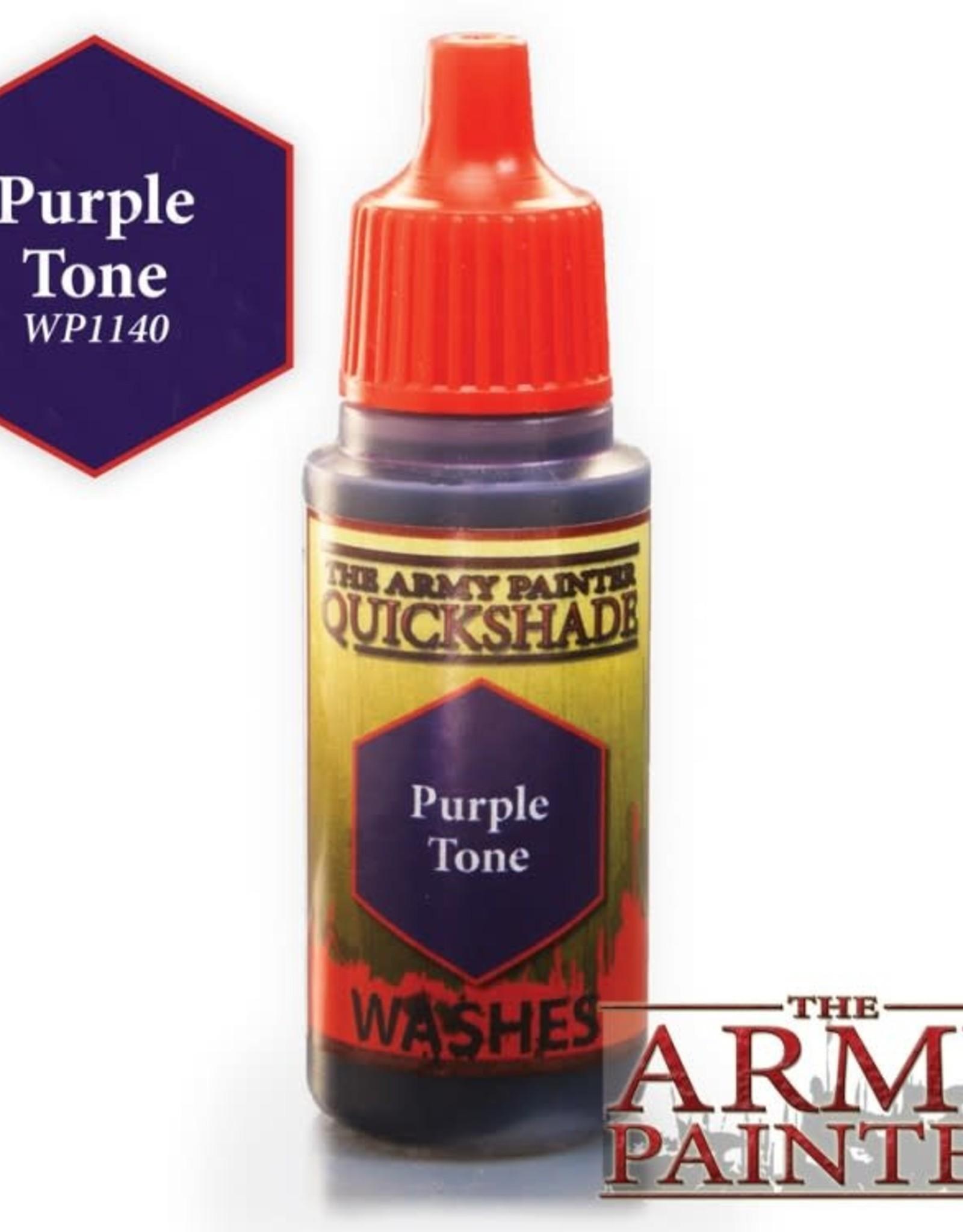 The Army Painter Warpaints - Purple Tone Ink