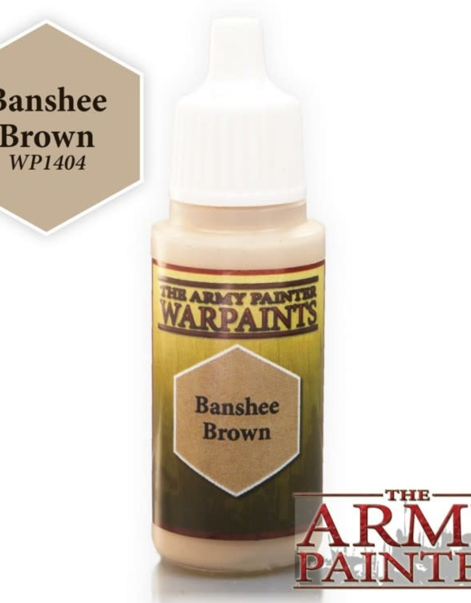 The Army Painter Warpaints - Banshee Brown