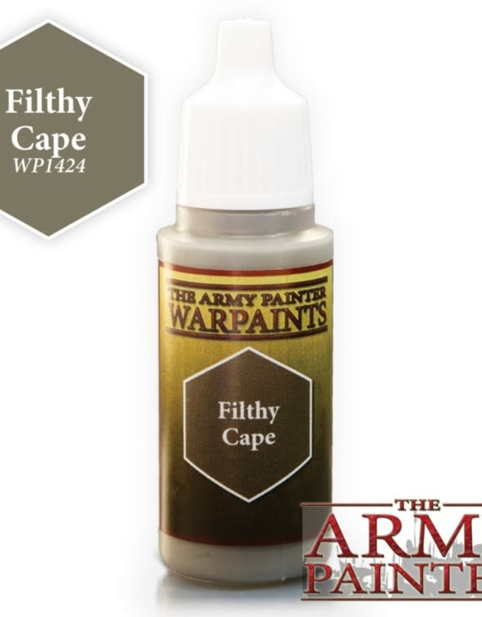 The Army Painter Warpaints - Filthy Cape