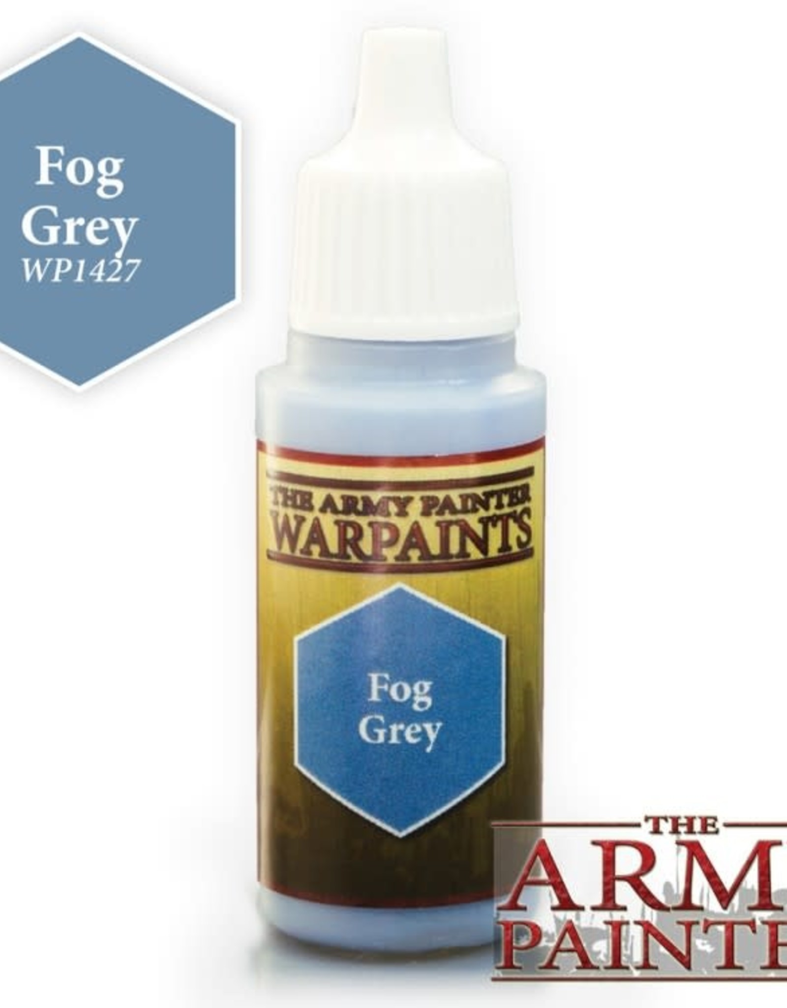 The Army Painter Warpaints - Fog Grey