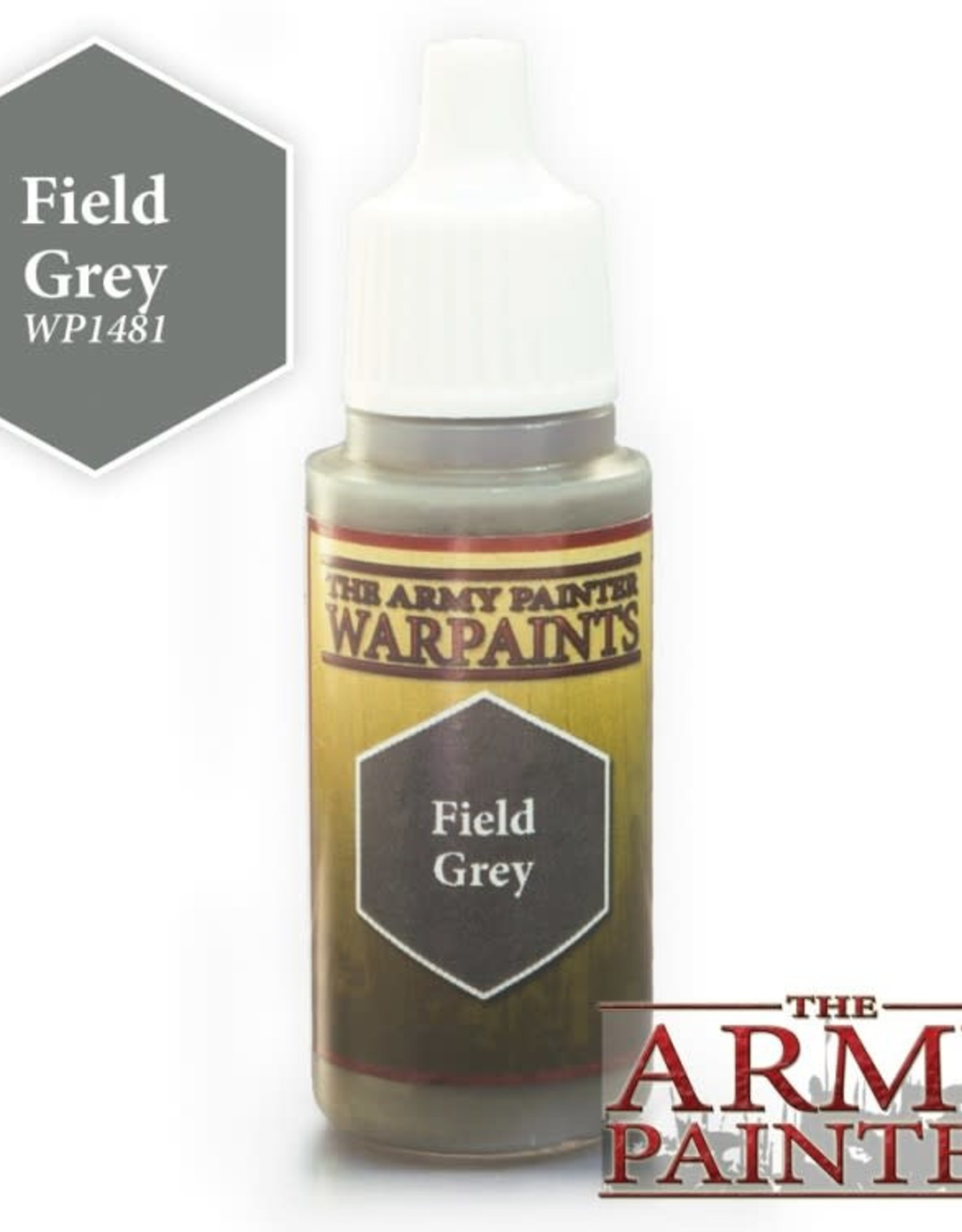 The Army Painter Warpaints - Field Grey