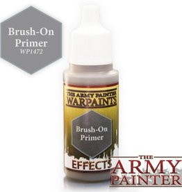 The Army Painter Warpaints - Brush on Grey Primer