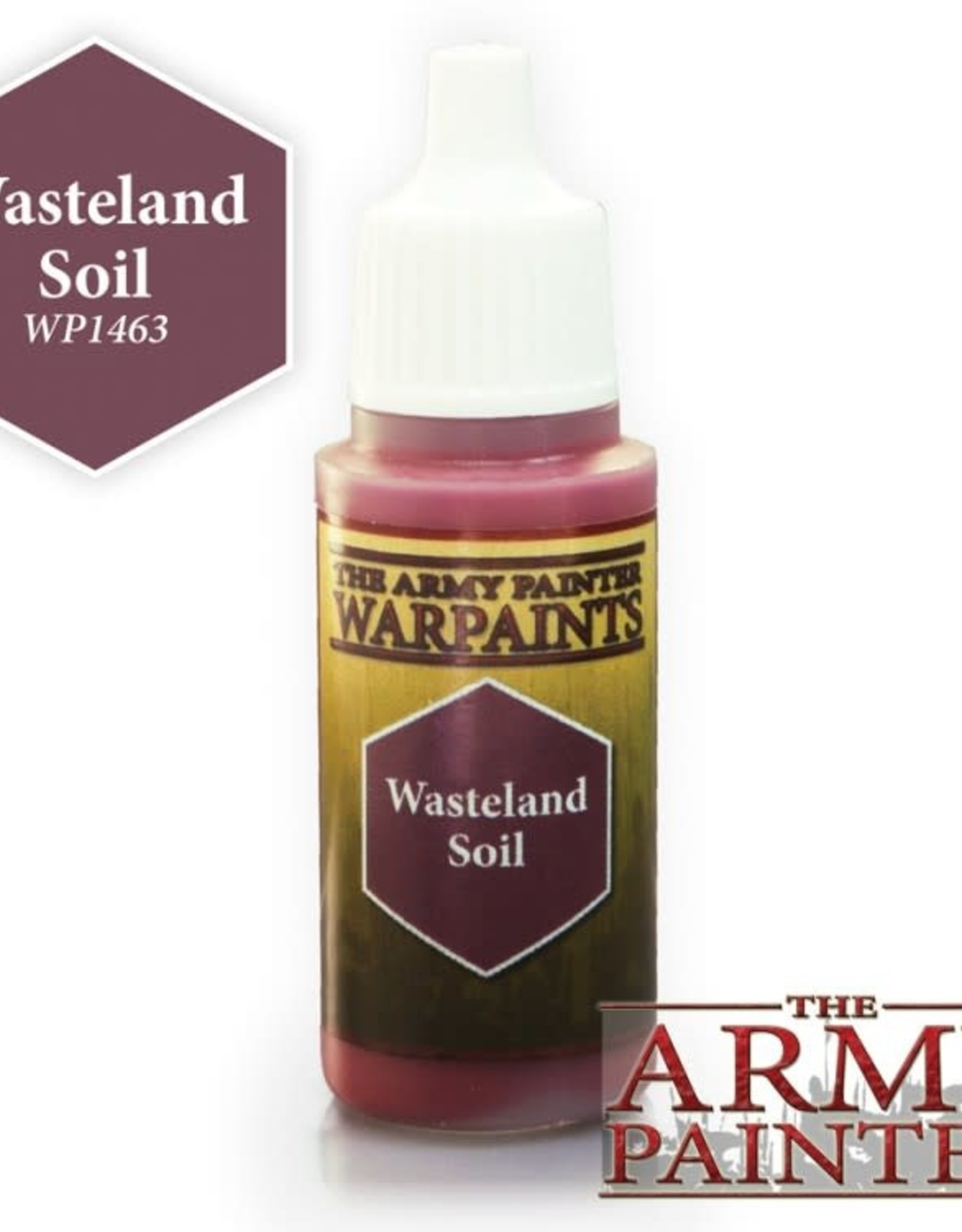 The Army Painter Warpaints - Wasteland Soil