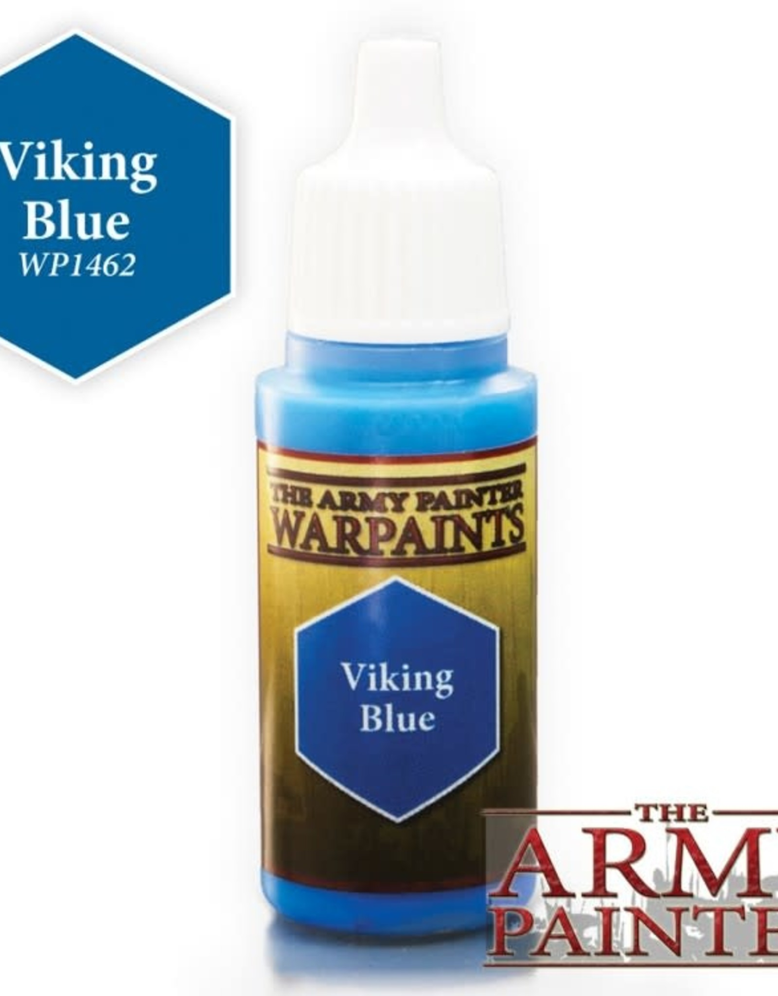 The Army Painter Warpaints - Viking Blue