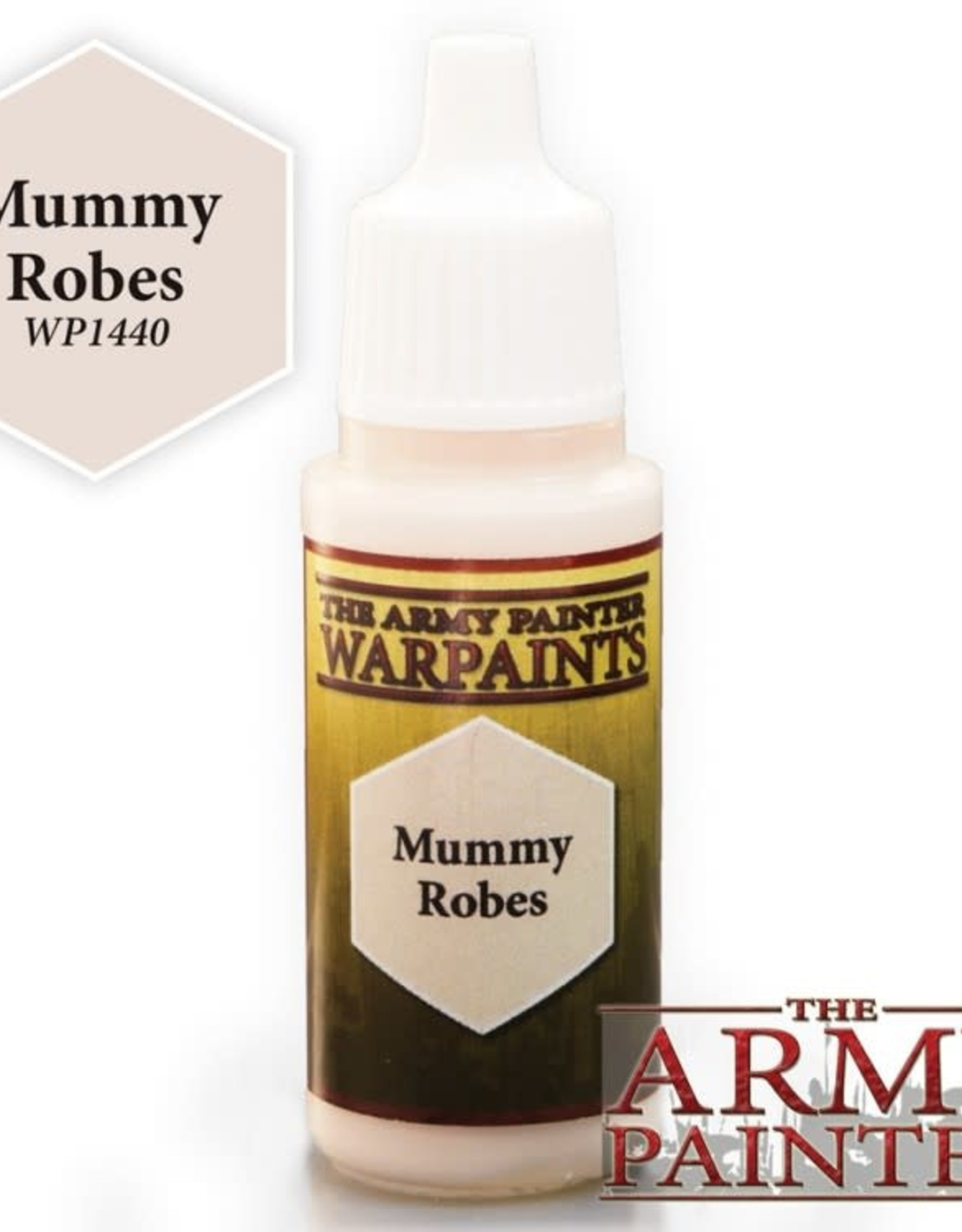 The Army Painter Warpaints - Mummy Robes