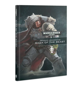 Games Workshop Saga of the Beast - Psychic Awakening Book 6
