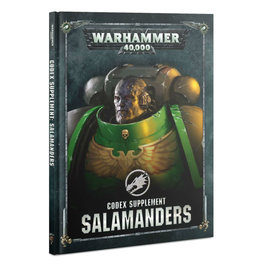 Games Workshop Codex: Salamanders