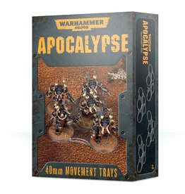 Games Workshop 40k Apocalypse 40mm MT