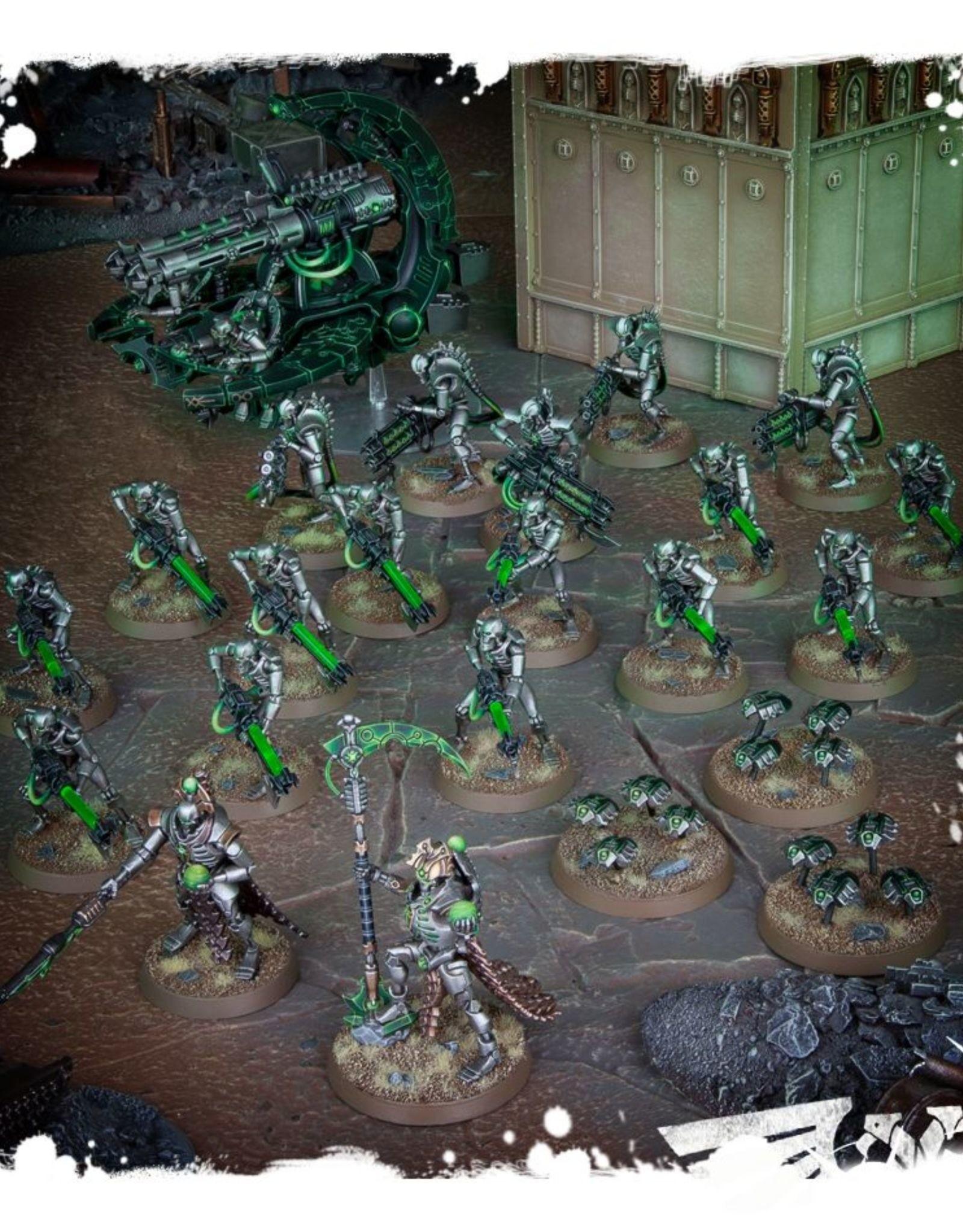 Warhammer 40k Start Collecting Necrons