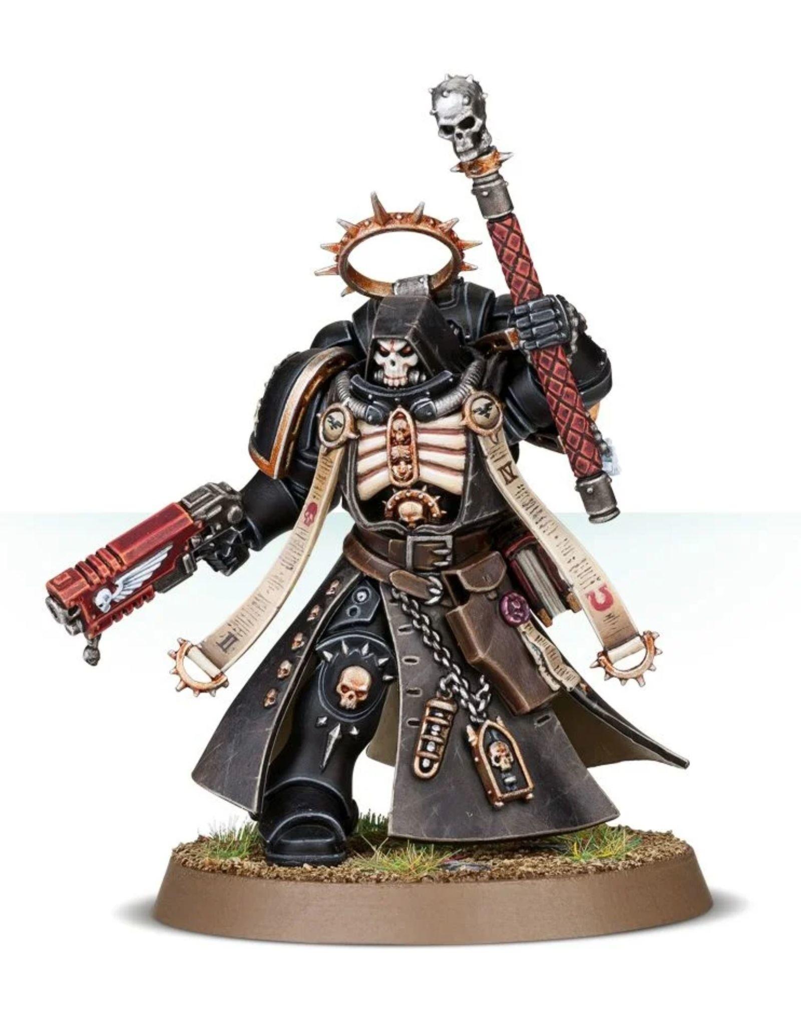 Warhammer 40k Primaris Chaplain