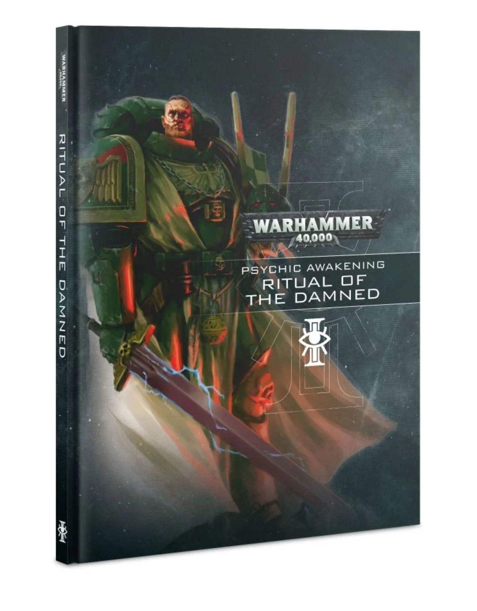 Warhammer 40k Ritual of the Damned - Psychic Awakening Book 4