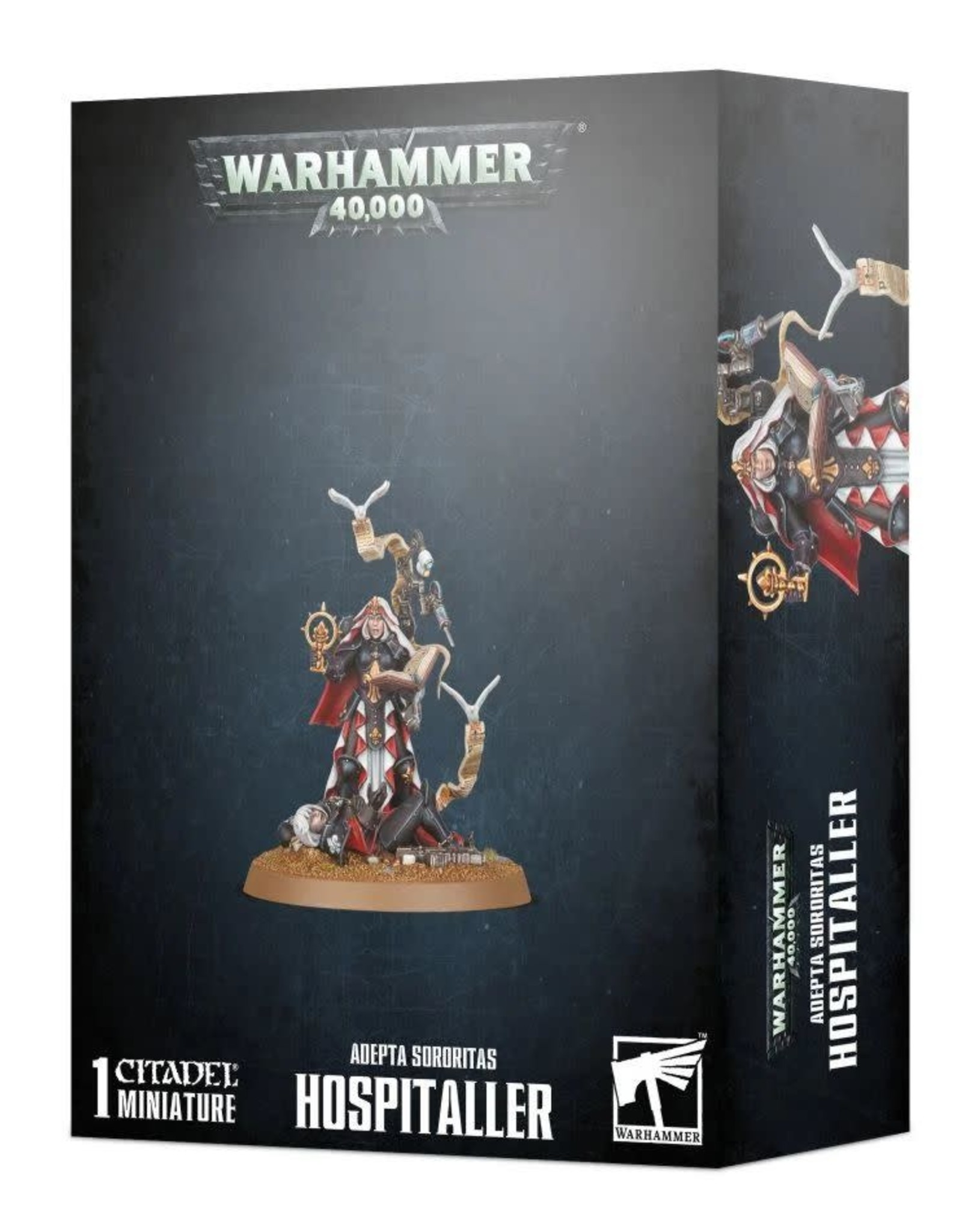 Warhammer 40k Hospitaller