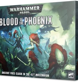 Warhammer 40k Blood of the Phoenix