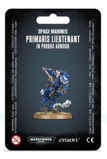 Warhammer 40k Primaris Lieutenant in Phobos Armor
