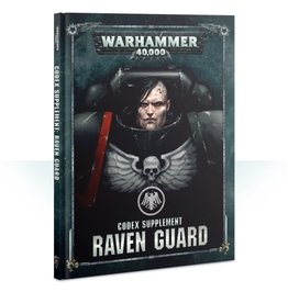 Warhammer 40k Codex: Raven Guard