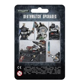 Warhammer 40k Space Marines - Deathwatch Upgrades