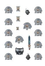 Warhammer 40k Space Marines - Deathwatch Upgrades