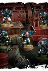 Warhammer 40k Scouts