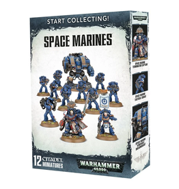Warhammer 40k Start Collecting Space Marines