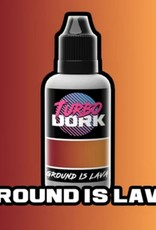 Turbo Dork Ground is Lava - Turboshift