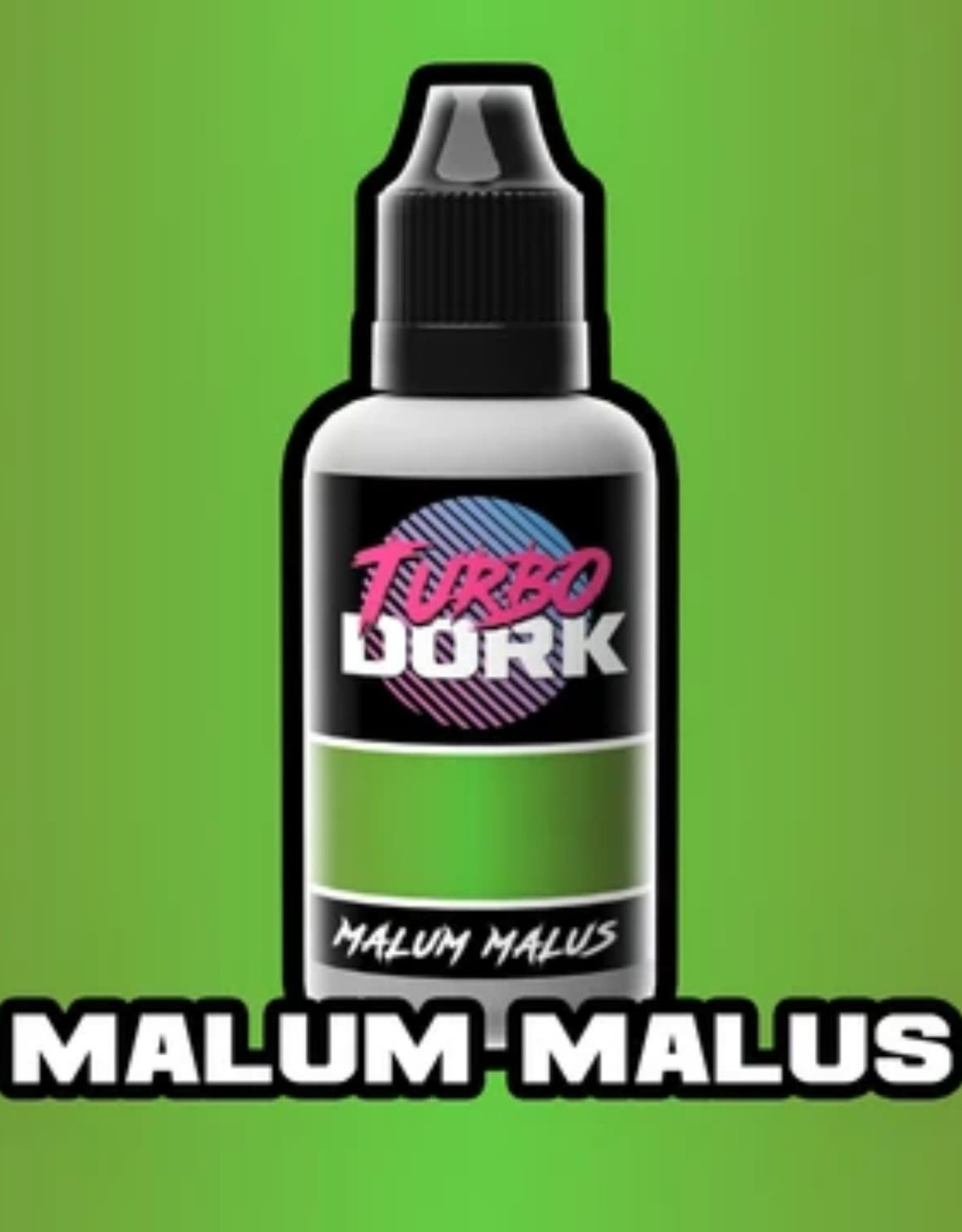 Turbo Dork Malum Malus - Metallic