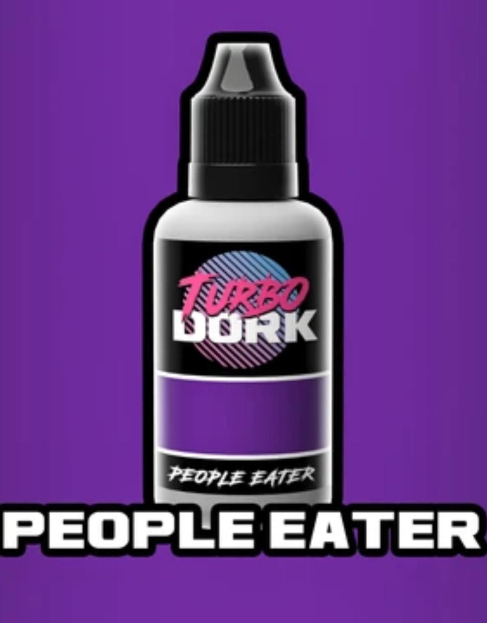 Turbo Dork People Eater - Metallic