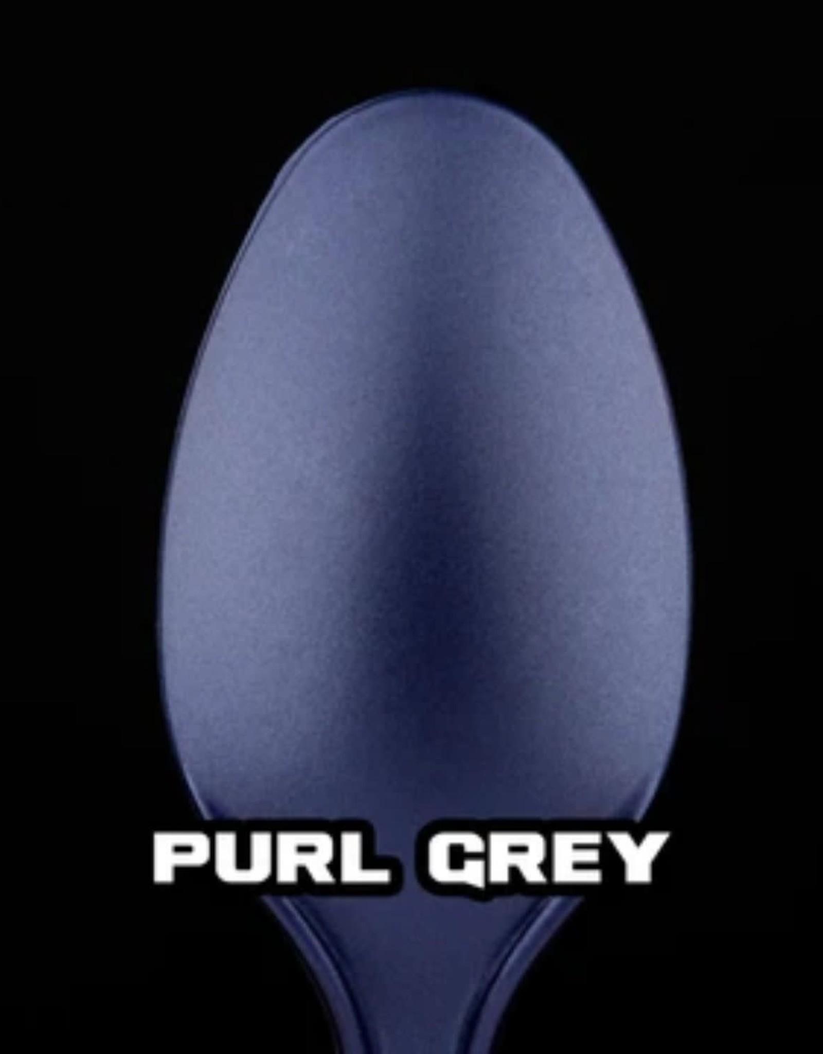Turbo Dork Purl Grey - Metallic