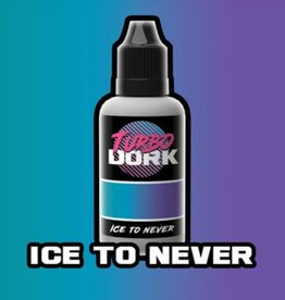 Turbo Dork Ice to Never - Turboshift
