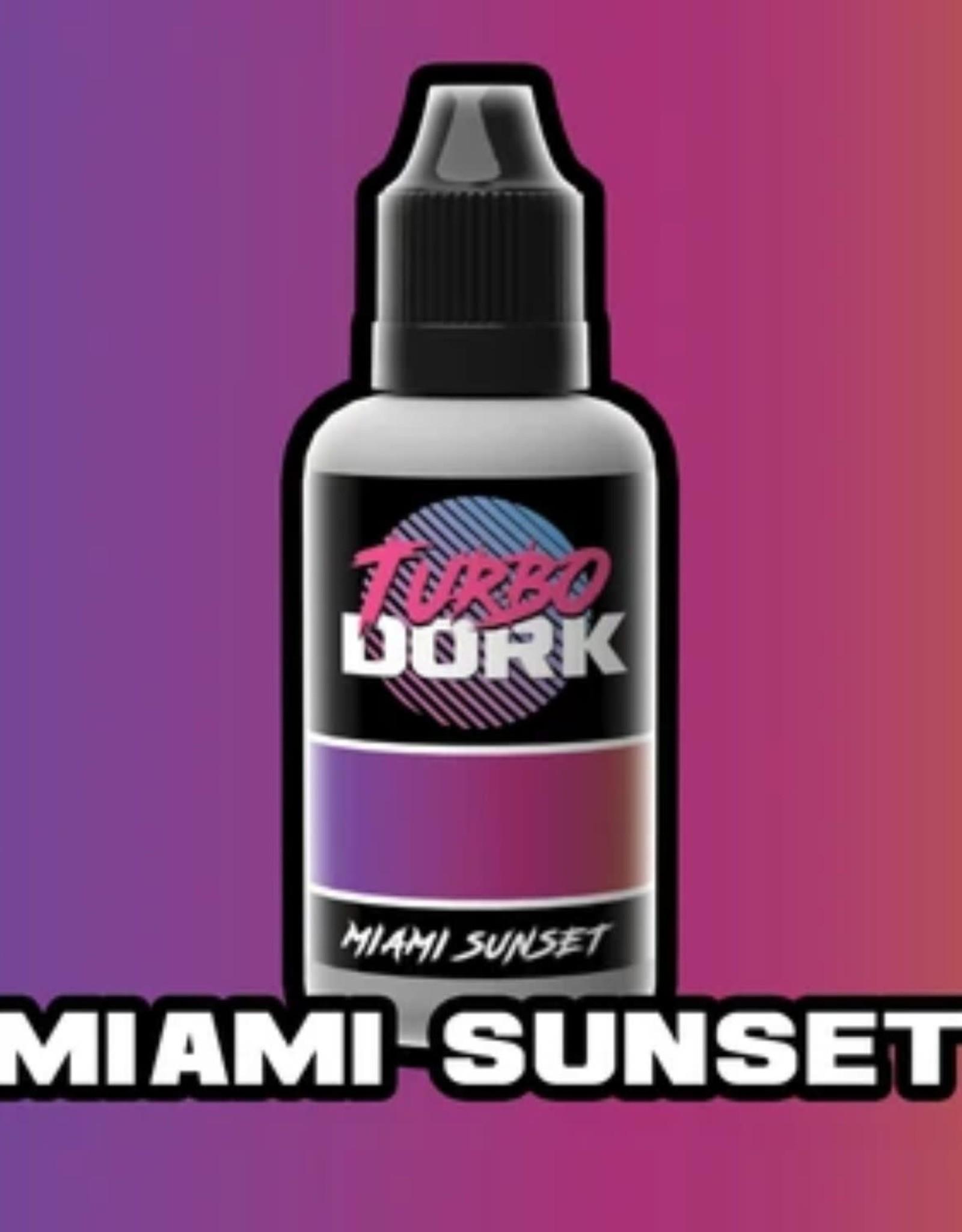 Turbo Dork Miami Sunset - Turboshift